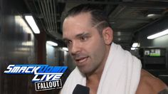 Does Dillinger belong in US Title Match at WWE Hell in a Cell?: SmackDown LIVE Fallout, Oct. 3, 2017      Following his huge victory over Baron Corbin on SmackDown LIVE, The Perfect 10 wishes he had an opportunity at AJ Styles' United States Championship at WWE H... https://www.youtube.com/watch?v=oPKdmfx34h0
