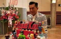 Louis Koo turned 45 years old on October 21, celebrating the occasion with his close friends and fans.