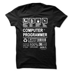 PROUD BEING A COMPUTER PROGRAMMER T-Shirts, Hoodies. BUY IT NOW ==►…