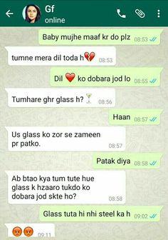 ideas for funny jokes short hilarious Funny Chat, Funny Jokes In Hindi, Funny School Jokes, Cute Funny Quotes, Some Funny Jokes, Crazy Funny Memes, Funny Relatable Memes, Funny Facts, Hilarious