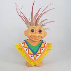 thanksgiving russ troll doll 7 turkey hard to find new russ