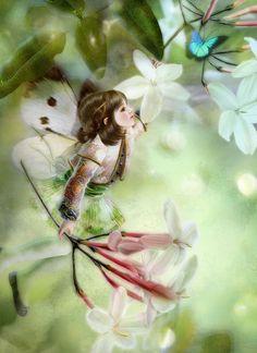 Волшебная живопись Yokota Miharu - Ярмарка Мастеров - ручная работа, handmade
