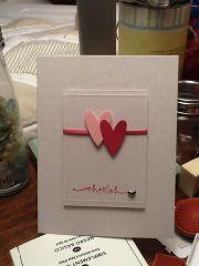 My version of Jen del Muro's anniversary card.