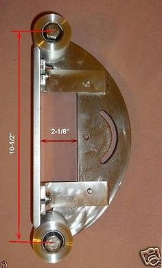 Knife Making: Generation - Platen Attachment for Belt Sanders
