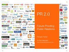 Ako značky využívajú online PR od Paul Marsden cez Slideshare