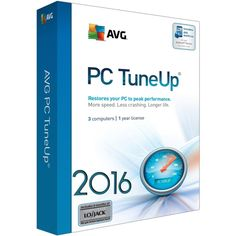 AVG PC TuneUp 2016 Crackis a suite of tools to improve the performance of your system. However, this set of tools goes beyond cleaning your PC because it.
