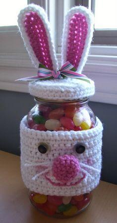 Bom dia, muito fofo estes coelhinhos de crochet, ainda dá tempo para fazer para Páscoa... Aqui