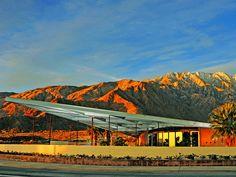 Design Destination: Palm Springs - Mountain Living - January / February 2012