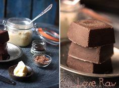 Chocolate Tahini Bites
