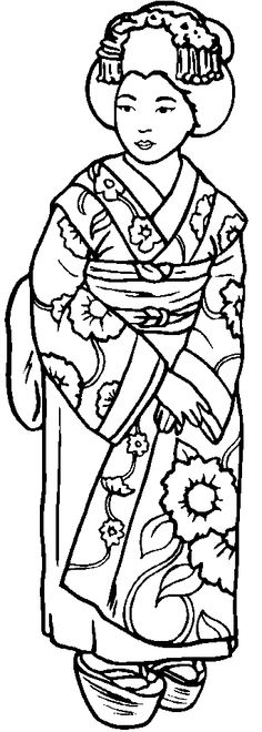 1000 images about coloring sheets on pinterest coloring for Outfit coloring pages