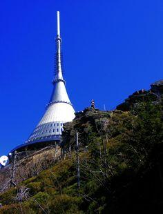 Ještěd Czech Republic, Tower, Building, Travel, Viajes, Lathe, Buildings, Traveling, Trips