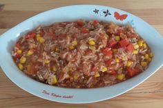 Tomaten - Paprika - Eintopf