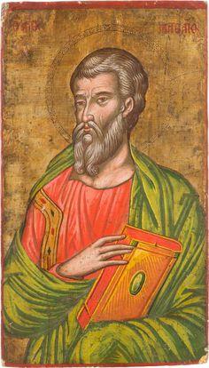 Orthodox Icons, Saints, Greek, Painting, Icons, Greek Language, Painting Art, Paintings, Painted Canvas
