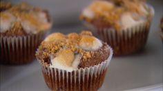 Giada De Laurentiis - S'more Brownie Bites