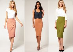 Pencil Skirt Outfit Ideas 13