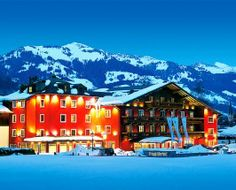 Tablet Hotels: 8 High-Altitude Design Ski Resorts
