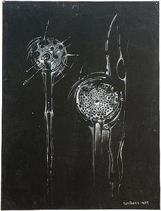 Lee Bontecou, Untitled