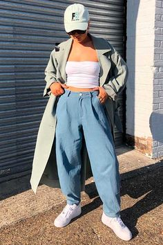 Trench Coat Outfit, Dad Hats, Dusters, Summer Collection, Minimalist Fashion, Spring Outfits, Mom Jeans, Product Launch, Fashion Trends