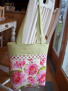 Dandelion Quilts: The Dandy Bag Tutorial