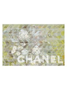 Antique Chanel (Canvas) by Marmont Hill at Gilt