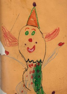 child art Modern Words, Child Art, Modern Paintings, Make Me Smile, Art For Kids, Favorite Things, Inspire, Patterns, Colors