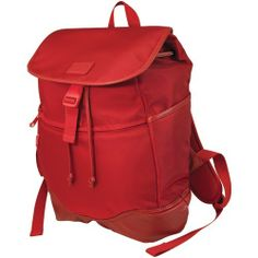 """Mobile Edge 15.1"""" Sumo Combo Notebook Backpack With Tablet Pocket (red)"""