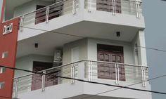 Xem 40 mẫu lan can ban công inox mặt tiền đẹp, sang trọng, hiện đại Balcony Railing Design, Stairs, Home, Decor, Stairway, Decoration, Ad Home, Staircases, Homes