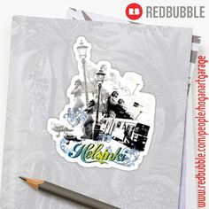 Sold!!!..thanks to person in Sweden who recently bought this Helsinki sticker design from my @redbubble  webstore. Tack!!! #sold #redbubblestickers #europe #thankyou #capitalcity #culture #city #helsinki #tack #redbubble #stickers #stickerlove #art #design #artist #eu #european #dekal #tarra #decal #finland #art #såld #helsingfors #sticker