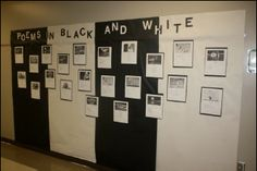 Black & White Picture Poems is a culminating project I do at the end of our poetry unit, though it could be used to teach just about any mini lesson during the unit.  -40+ black and white images, 4 detailed lesson plans, 20 mini lesson, an end of unit rubric, and 15+mentor poetry texts. $