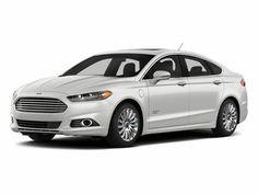 2014 Ford Fusion Energi 4dr Sdn SE Luxury Sedan