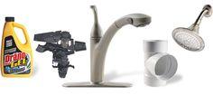 Dakshaventures offering best quality plumbing fixtures materials under the single roof at your budget.