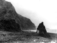 27 fotos e gravuras da capelinha do Calhau de São Vicente, Madeira