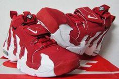 "online retailer c0447 4df00 Nike Air DT Max  96 ""Varsity Red"" Retro Sneaker (Release Date + Images)"