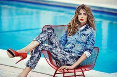 Model, Cara Delevingne 2013