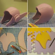 DID Honey lemon's Helmet from Big Hero 6