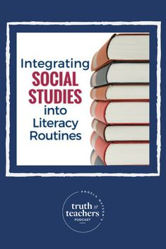 Social studies is an often-neglected subject in elementary school –What we have here are strategies and ideas for integrating social studies into literacy routines plus recommended resources on close reading. Source by angela_watson - Social Studies Lesson Plans, Social Studies Notebook, Social Studies Classroom, Social Studies Activities, Teaching Social Studies, Teaching History, History Education, Art Education, Literacy Strategies