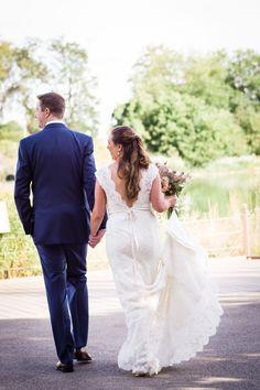 Photography: Ann & Kam Photography & Cinema - www.annkam.com  Read More: http://www.stylemepretty.com/2014/07/18/modern-and-romantic-chicago-wedding/