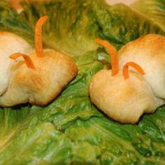 Breadstick snails