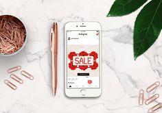 Summer Sale Instagram Pack by Gina Heyer  on @creativemarket Business Illustration, Pencil Illustration, Social Media Template, Social Media Design, Business Brochure, Business Card Logo, Instagram Boost, Summer Poster, Creative Sketches