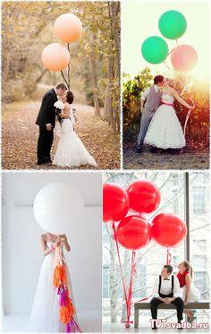 свадебная фотосессия с шарами: 21 тыс изображений найдено в Яндекс.Картинках