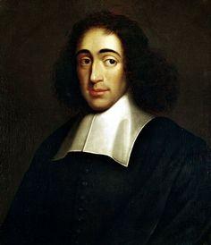 Baruch Spinoza. Hij is geboren op 24 november 1632 en overleden op 21 februari 1677. Spinoza was de grootste filosoof van Nederland. Spinoza had rationale uitgangspunten bij het filosoferen. Volgens hem was de bijbel niet geschreven door God, maar door de mens. Ook had hij gezegd dat de mens geen vrije wil had. Hierdoor kreeg hij veel kritiek van de kerk. Maar toch kreeg hij veel aanhang van mensen daarom werden zijn boeken goed verkocht, en dat maakte Nederland een stukje rijker.
