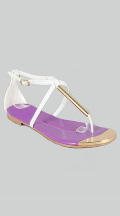 Dolce Sandals - White