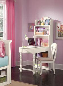 Abby desk / bookshelf Doll Furniture, Recycled Furniture, Kids Furniture, Buero, Girls Bedroom, Bedroom Decor, Childrens Bedroom, Bedrooms, Bookcase Desk