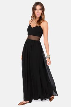 Marciano glamazon maxi dress