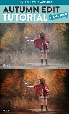 Fall photoshop actions for Autumn Images