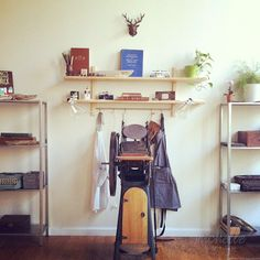 This Paper Ship Letterpress Studio/Loft | Photography by Michelle Smith