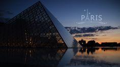 """A day in Paris - Hyperlapse  Fotoğrafçı Youssef Ezzeddine'nin çektiği görüntüler ile birlikte özel efekt programları kullanarak hazırladığı ve """"Paris'te bir gün"""" ismini verdiği videosu."""