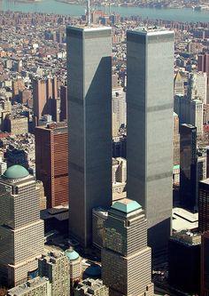 """#  MANHATTAN  #                          """"World Trade Center"""".                               New York City, USA."""