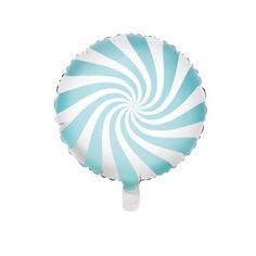 Pastel foil balloon Candy, mix of colours (white and light blue), size approx. Jumbo Balloons, Helium Balloons, Foil Balloons, Latex Balloons, Helium Tank, Yellow Candy, Green Candy, Pink Candy, Candy Pop