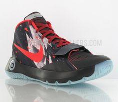 Nike KD Trey 5 III 'Thunder Bolt'